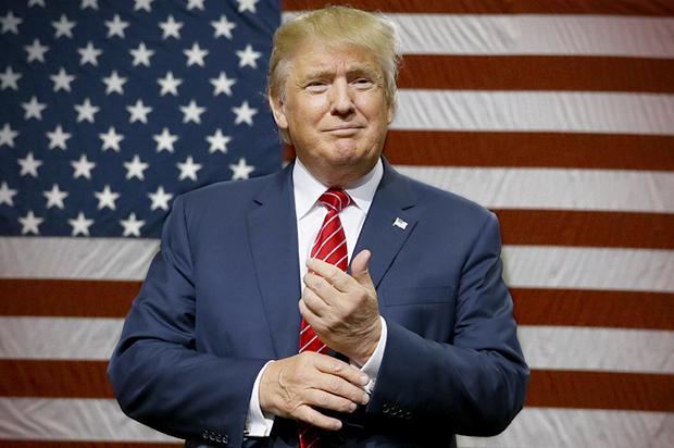 Dear President Elect Trump